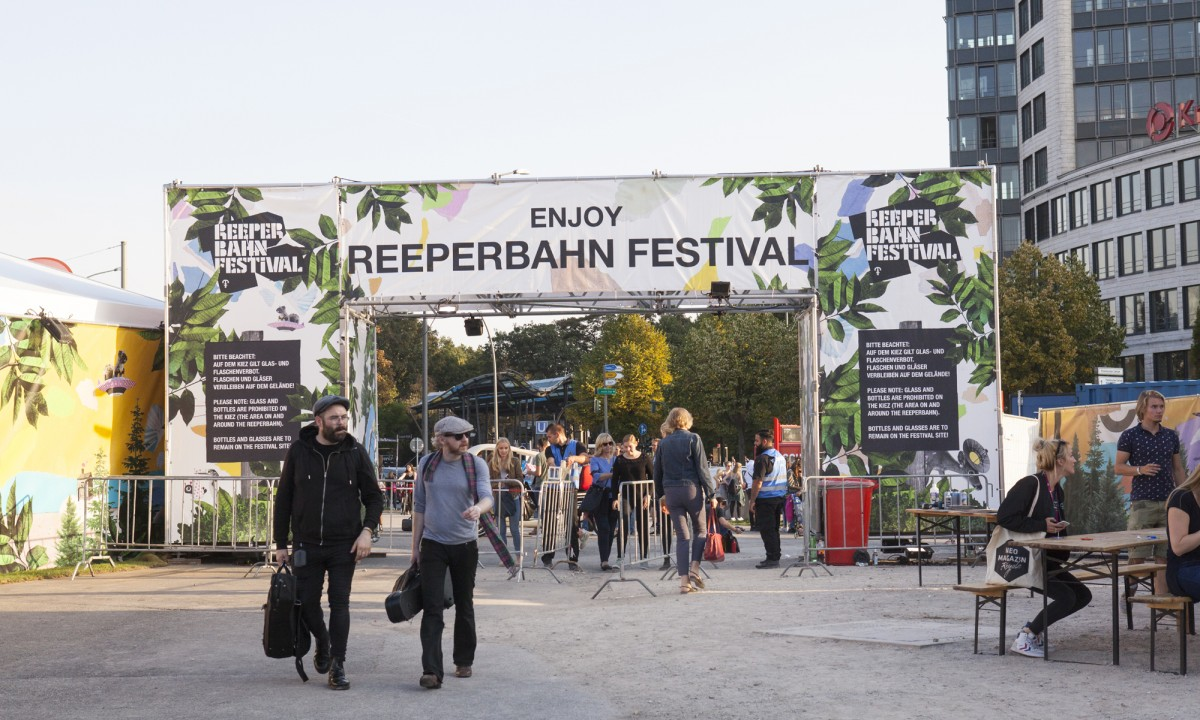 Thumbnail for Backseat Showcase x Reeperbahn Festival 2019
