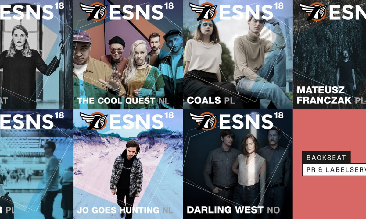 Thumbnail for Eurosonic Backseat Guide 2018