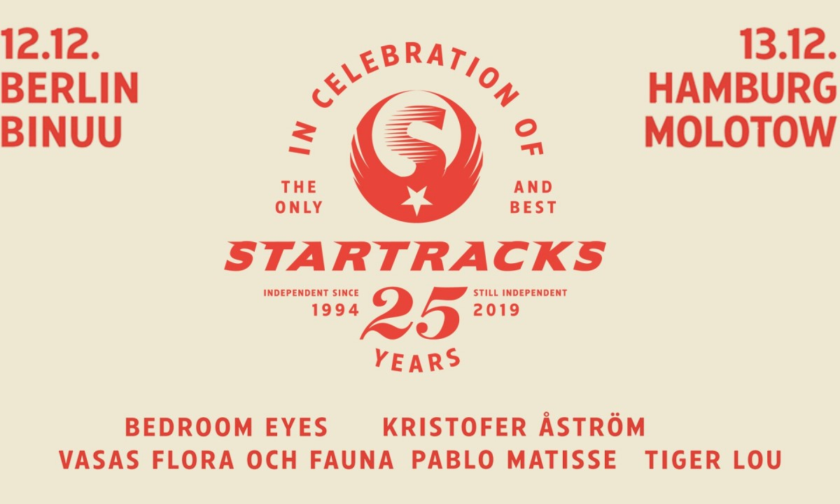 Thumbnail for 25 years of Startracks in Berlin & Hamburg